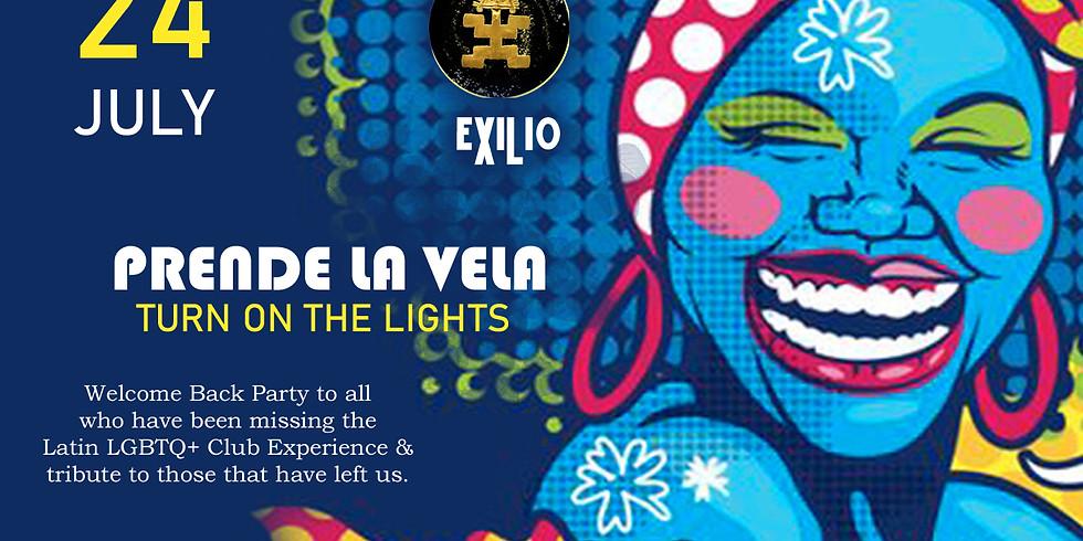 Prende La Vela - Turn on the lights