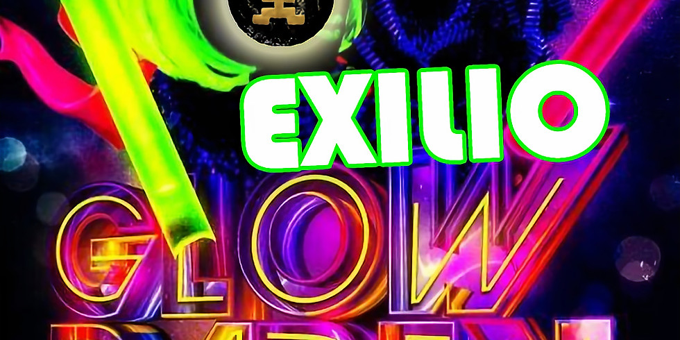 Exilio Glow Party