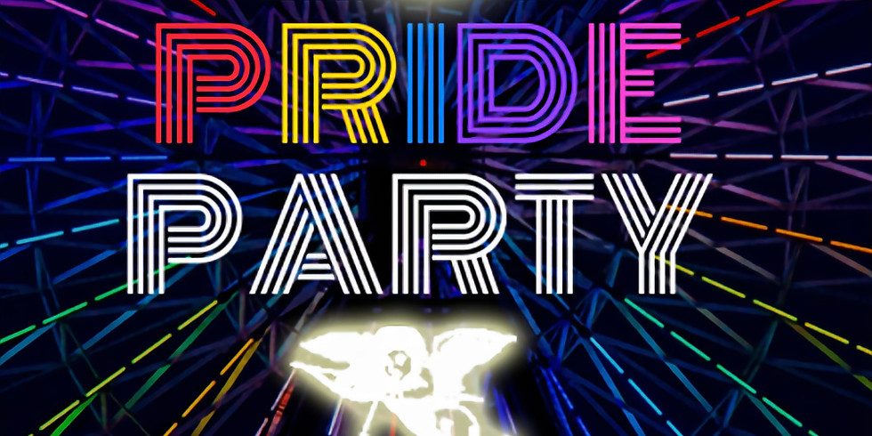 Exilio Pride Party #bettertogether