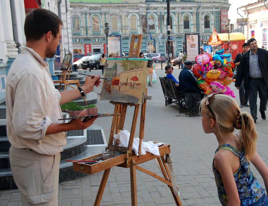 Irkoustk, Sibérie, 2010