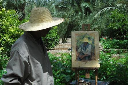 Le jardinier marocain, 2008