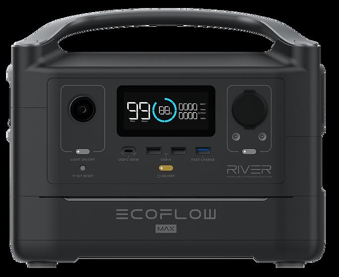 Ecoflow Power Station River 600 MAX