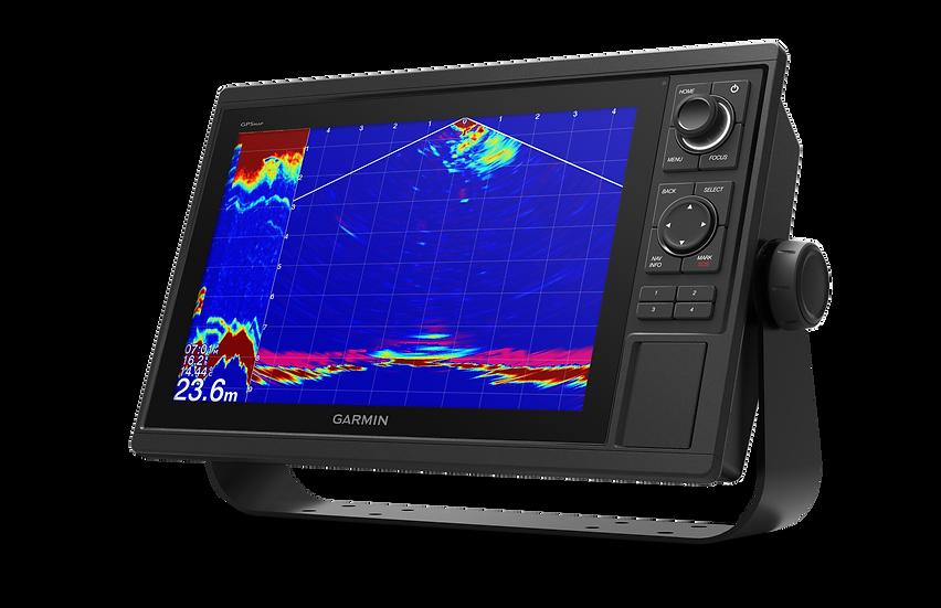 GPSMAP 1222 12-Zoll Tastenbedienung Widescreen