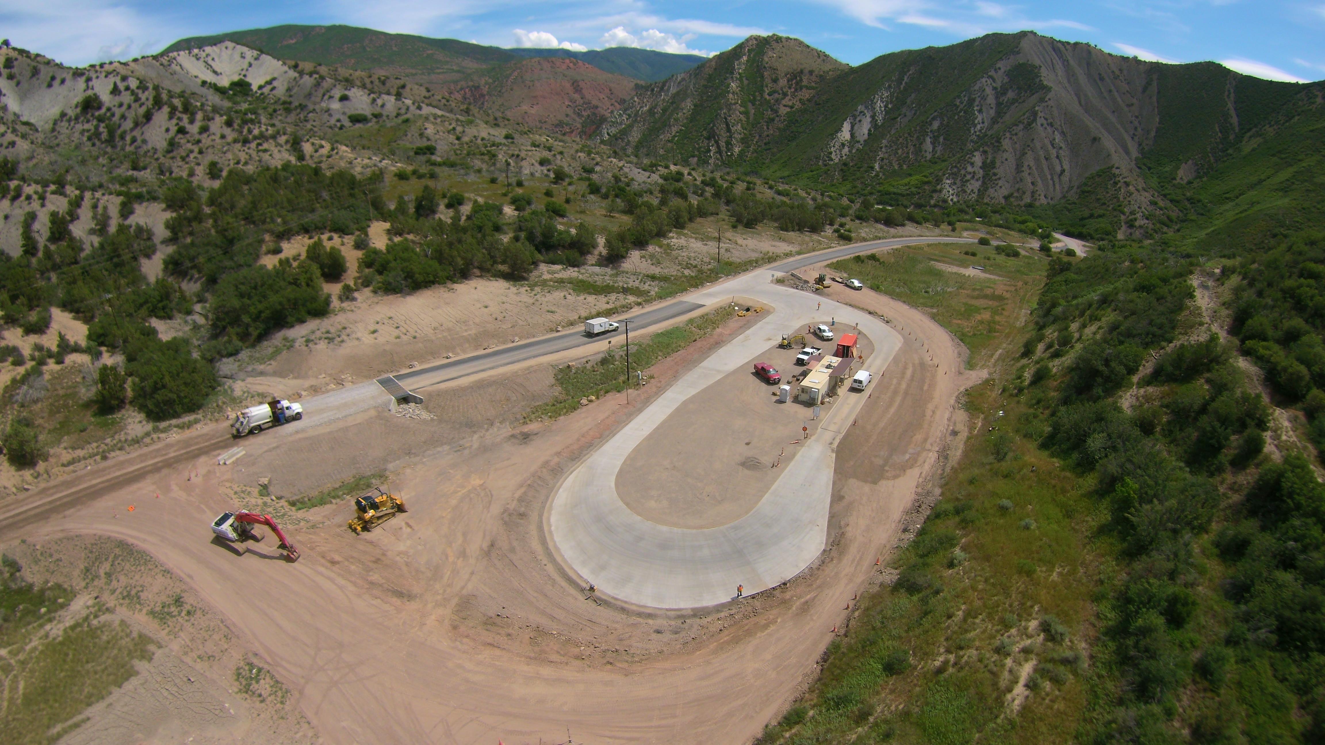 South Canyon Landfill