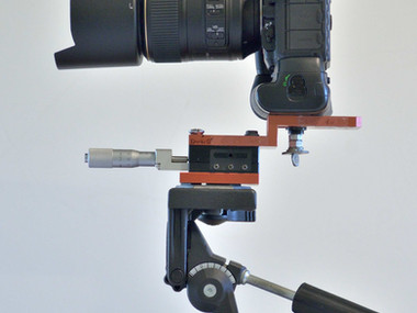 Lens Resolution Changes versus Focus Distance Errors