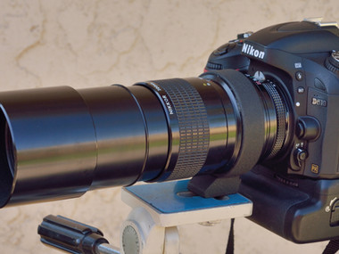 Nikkor 300mm f/4.5 pre-AI Review: A Blast From the Past