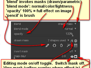 The Darktable Photo Editor, Part 2: Image Masking