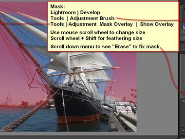 Lightroom Masking