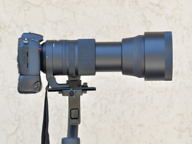 Sigma 150-600 Firmware Update 1.02 for Nikon D500