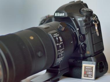 Nikon D850 Buffer Capacity Reality Testing