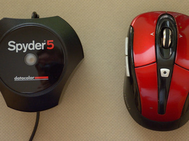 Monitor Calibration with the Spyder 5 Pro