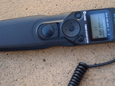 Flashpoint Wave Commander Remote Shutter Intervalometer Review