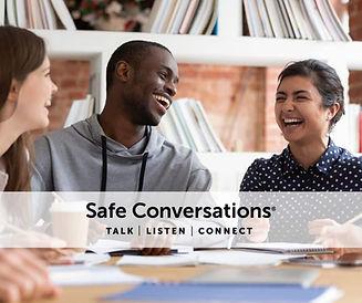 safe conversations team talking andrea s