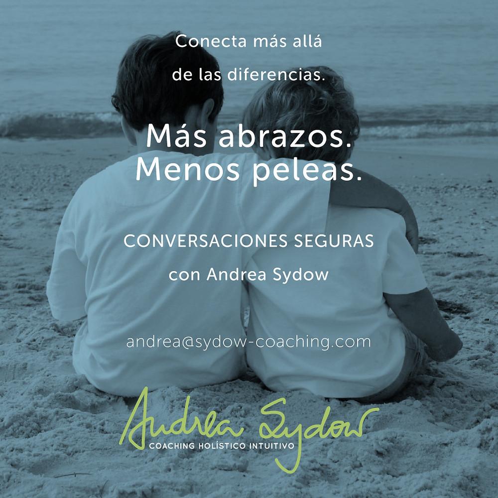 conversaciones seguras con andrea sydow transforma tus relaciones