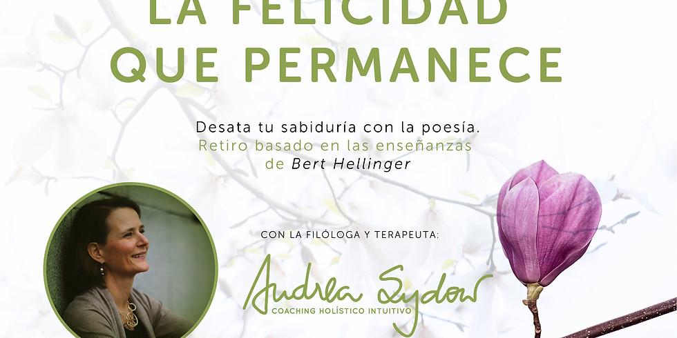 Retiro LA FELICIDAD QUE PERMANECE - 22 y 23 de septiembre, Atinchik, Lima