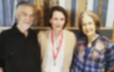 Harville Hendrix, Andrea Sydow, Helen LaKelly Hunt in Dallas