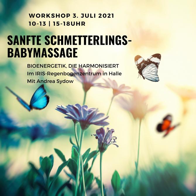 SANFTE BIOENERGETIK IN HALLE - KOMM ZUM WORKSHOP AM 25. SEPTEMBER 2021