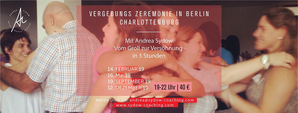 Vergeben am Valentinstag Liebe in Berlin Charlottenburg mit Andrea Sydow