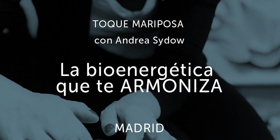 Toque Mariposa en Madrid 30 de mayo 2020