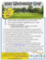 2020 Wednesday Golf League Flyer2020025-