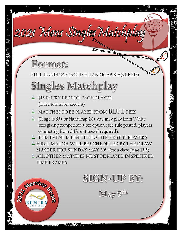 2021 Men s Singles Matchplay poster-page