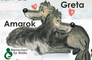 Wolfspaar in Love