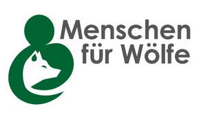 """Super gelungen: Das Logo für """"Menschen für Wölfe"""""""