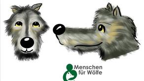 Unser Comic-Wolf sucht einen Namen
