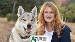 Wir protestieren auch gegen das Abschießen der Wölfe in Österreich