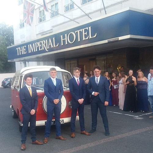 Prom night !!! Have a great night Lads.j