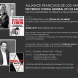 Celhia De Lavarène/ Marc Levy/ Alliance Française