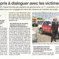 Pascal Scordia, capitaine de gendarmerie, faisait partie des équipes S.T.O.P. en Bosnie, en 2002. Il