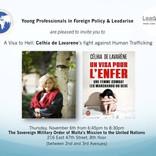 YPFP & Leadarise present A Visa to Hell: Celhia de Lavarene