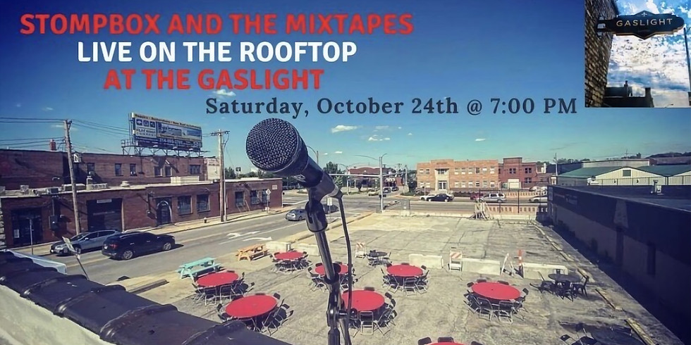 Rooftop at The Gaslight