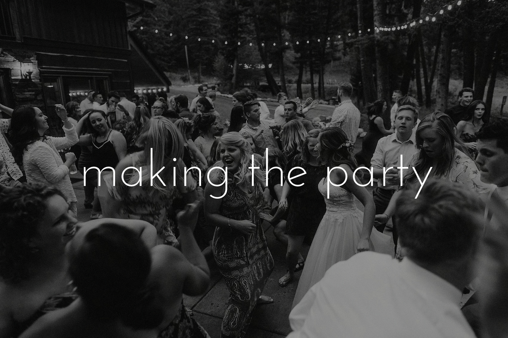 Making the Party