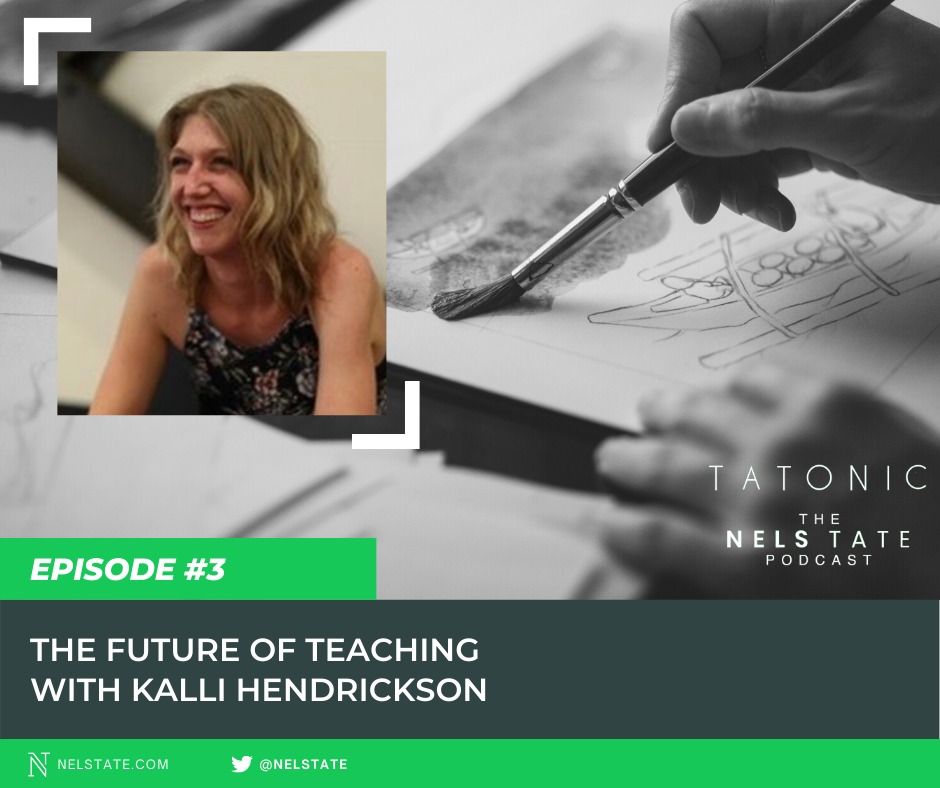 #3: The Future of Teaching with Kalli Hendrickson