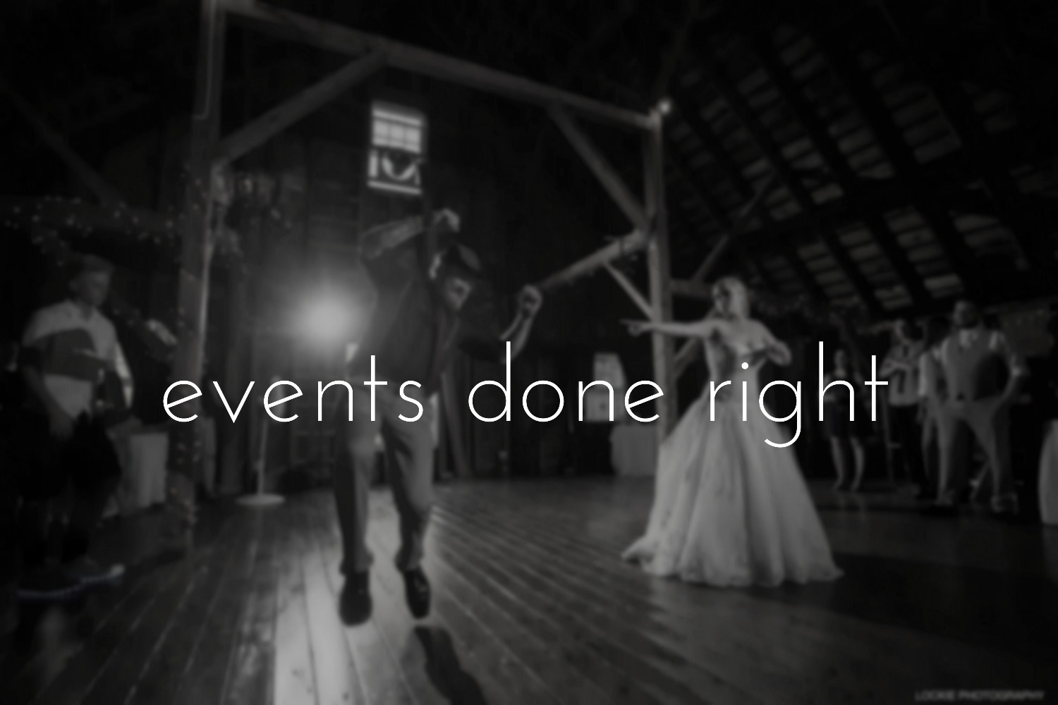 Events Done Right