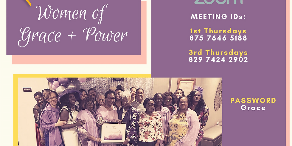 Women of Grace and Purpose