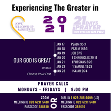 2021 LFM Fasting and Prayer - Week 3 Gui