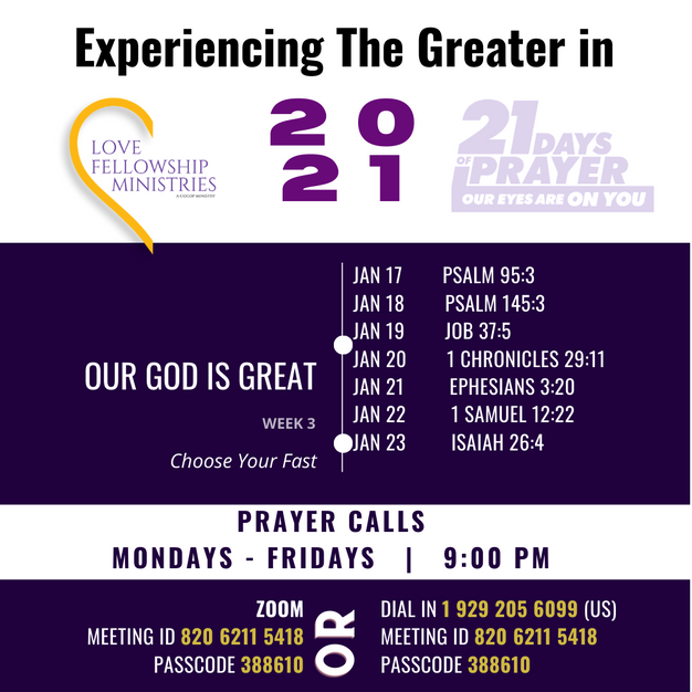 2021 LFM Fasting and Prayer - Week 3 Gui