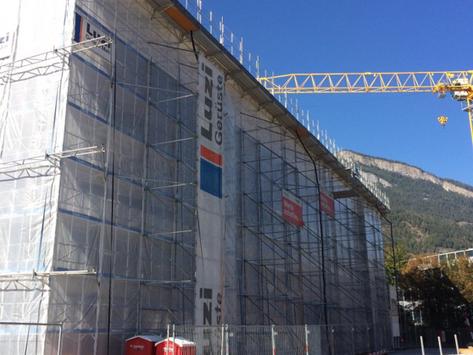 Neubau Oblamatik AG, La-Nicca-Strasse   Chur