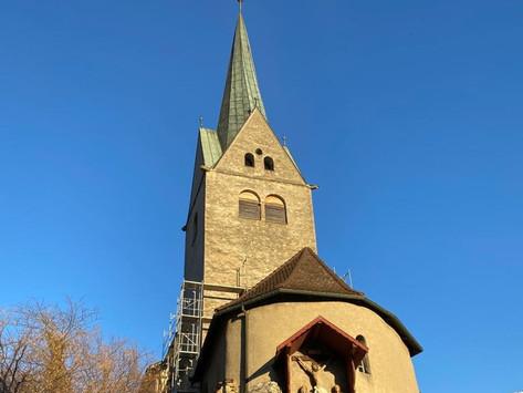 Sogn Gion erhält Hilfe von oben - Auch dank unserer Unterstützung