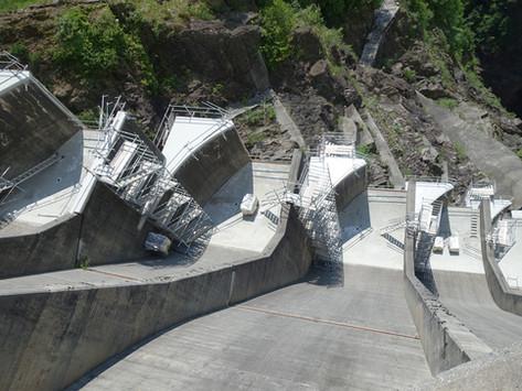 Sarnierung Staumauer Val Verzasca