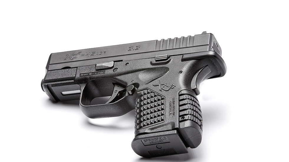 XDs Beavertail Extension™