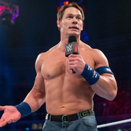John Cena Gives Insight on His WWE, Acting, and Philanthropy Career