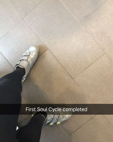 My First Soul Experience Kicked Me to the Curve