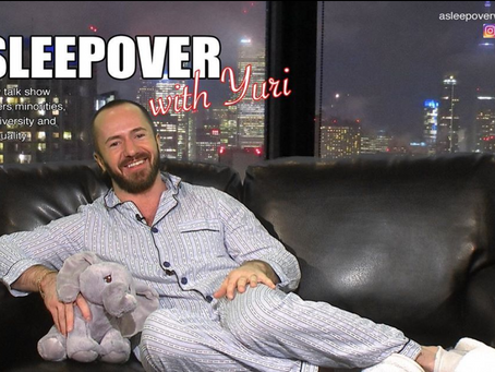 Let's Have A Sleepover With Yuri Pinter