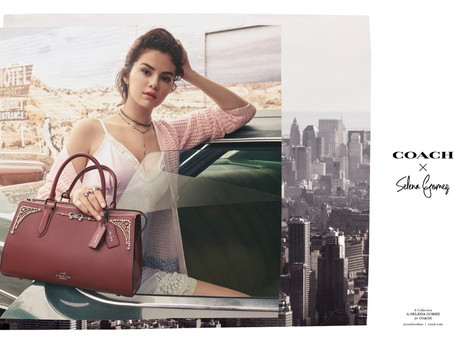 Coach x Selena Gomez: First Look of The Ready-to-Wear Collection