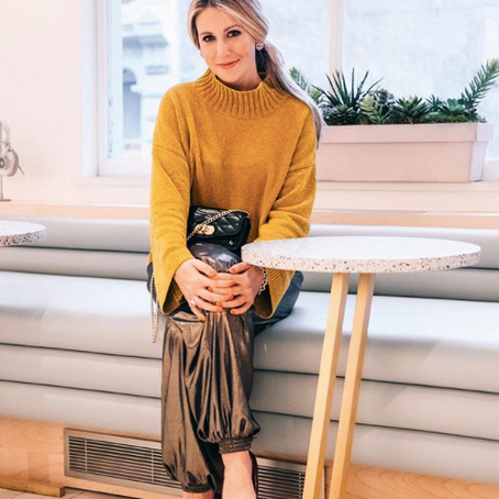 Jaclyn Hergott Shares The Secret to Finding a Talent Agent