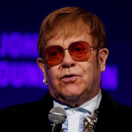 Elton John Slammed 'The Lion King' Remake For its Music